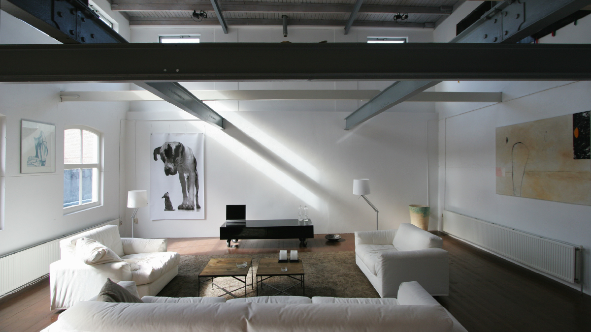 Project.DWG - Pakhuis wordt loft