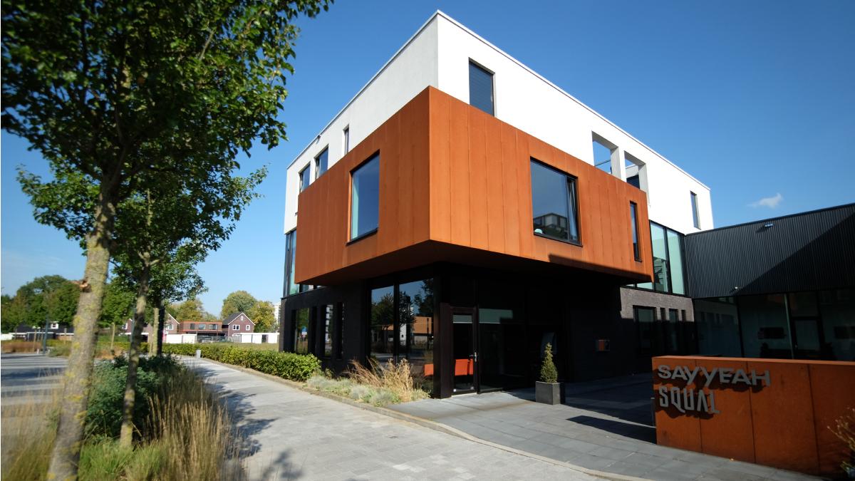 Project.DWG - Multifunctioneel woon-werkgebouw