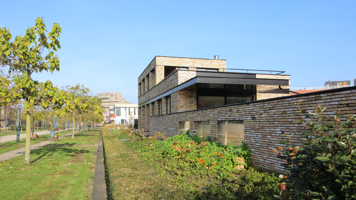 Project.DWG - Tijdloze woning aan de museumlaan