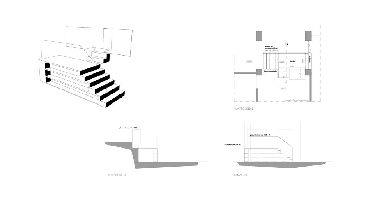 Project.DWG - Kantoorinrichting in een voormalig brouwhuis