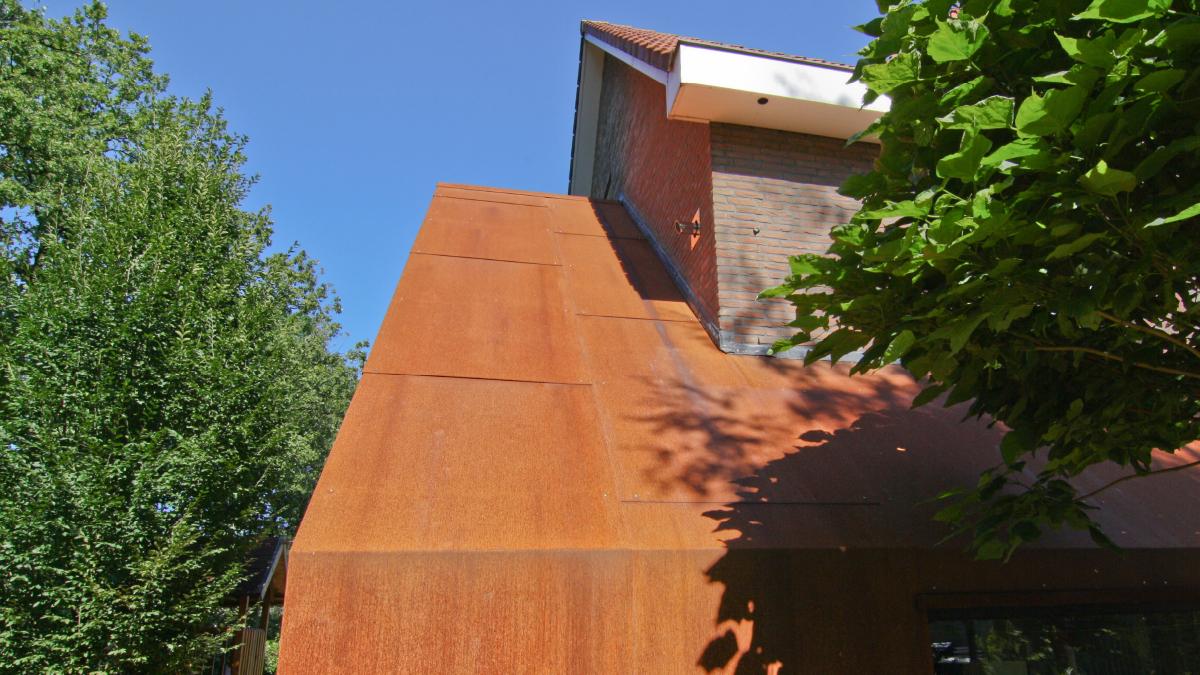 Project.DWG - Sculpturale aanbouw