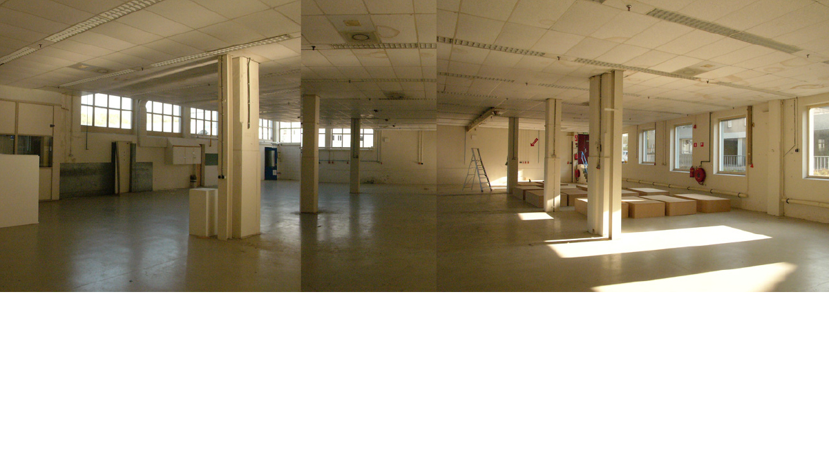Project.DWG - Smartlab in de voormalige polaroidfabriek
