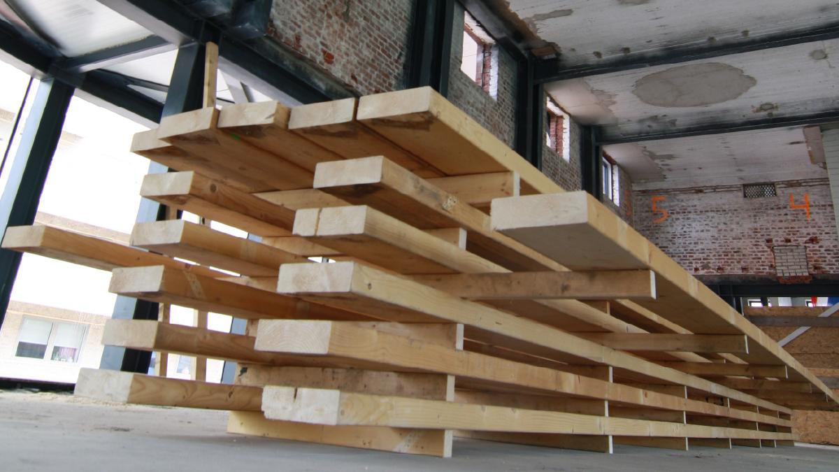 Project.DWG - Multifunctioneel tentoonstellingsobject op de Twente Biënnale