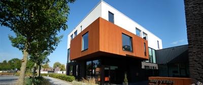 Multifunctioneel woon-werkgebouw